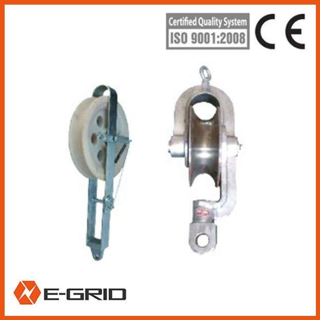 Anti Lifting Automatic Release Pulley for pulling rope