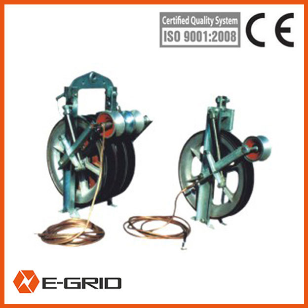 Grounding roller Stringing block china