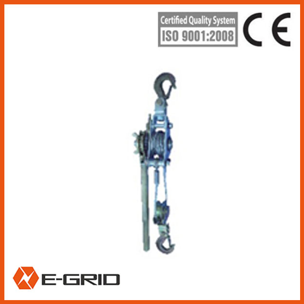 Wire rope tightener frictional ratchet China
