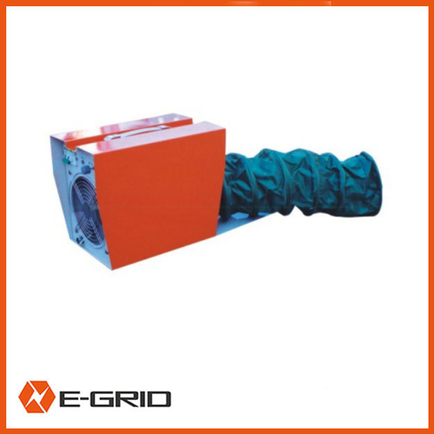 Bidirectional ventilator